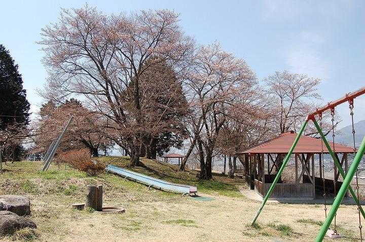 かきっ子公園(林公園)