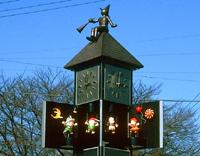 人形時計塔ハミングパル