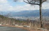 沢城湖展望台