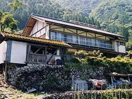 山村体験の家あしかが(天龍村)