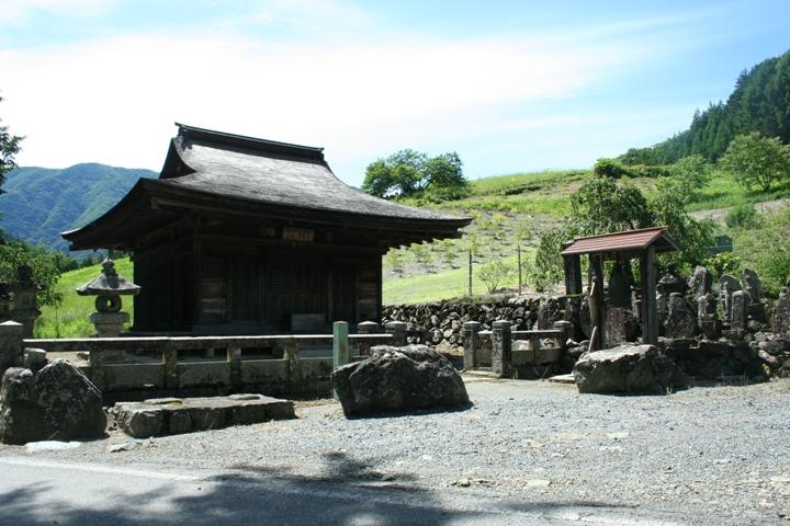 福徳寺(大鹿村)