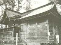 白山神社(奥宮)(飯田市)