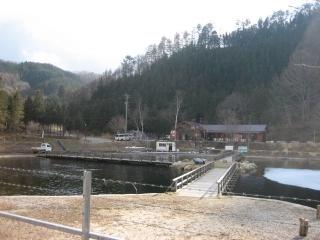 平谷湖フィッシングスポット(平谷村)