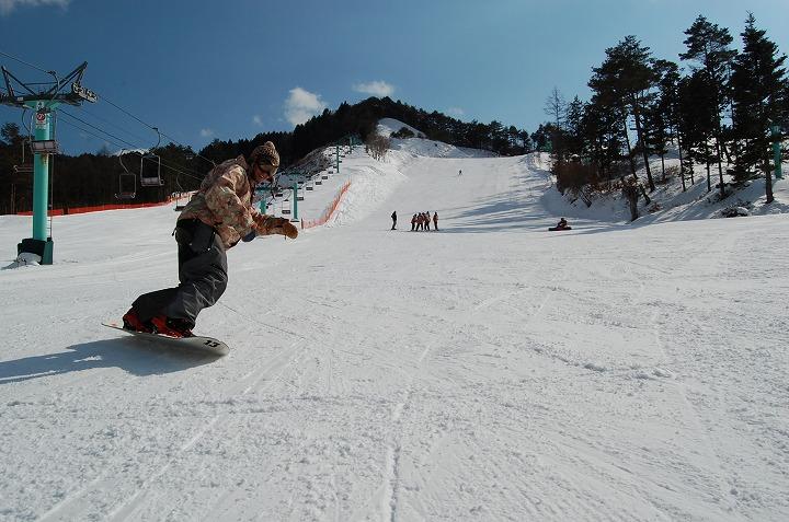平谷高原スキー場(平谷村)