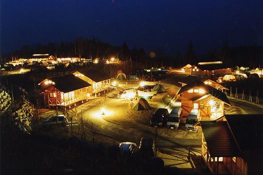 うるぎ星の森オートキャンプ場(売木村)