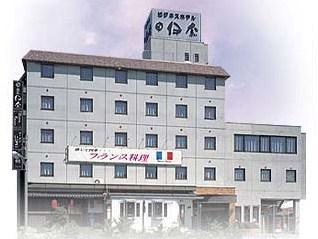 ホテル伊奈(飯田市)