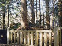 尹良親王御陵墓(阿智村)