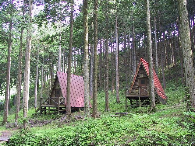 岩倉キャンプ村(売木村)