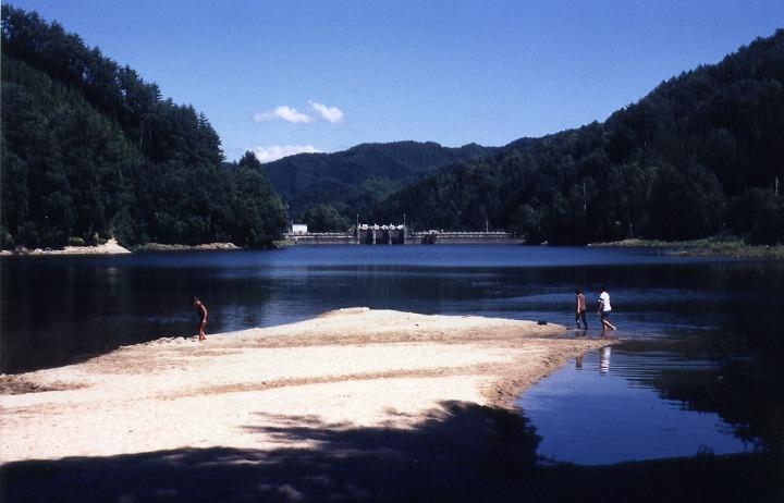 岩倉ダムキャンプ場(売木村)