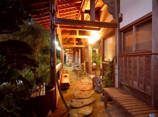山の宿 加満屋(天龍村)