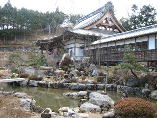 関昌寺(阿南町)