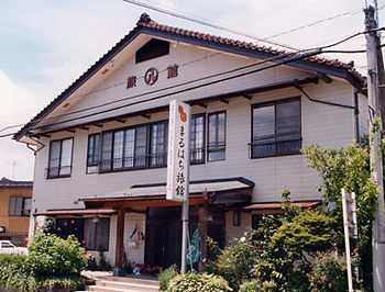 まるはち旅館(阿南町)