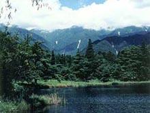 松川高原(松川町)