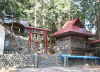 満島神社(天龍村)