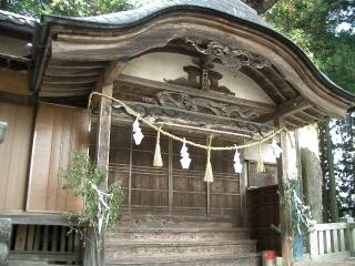 七久里神社(飯田市)