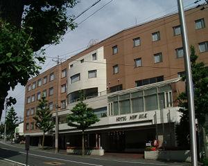 ホテルニューシルク(飯田市)