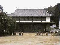 旧座光寺麻績学校校舎(飯田市)
