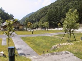 大島河原河川公園オートキャンプ場(飯田市上村)