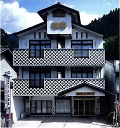 大島屋旅館(飯田市南信濃)