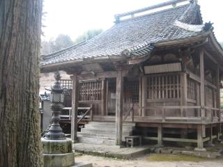 立石寺(飯田市)