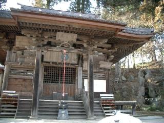 瑠璃寺(高森町)