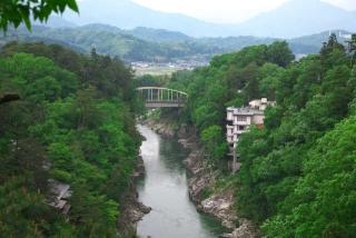 龍峡亭(飯田市)