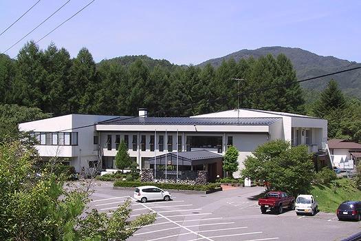 うるぎ自然休養村センターささゆり荘(売木村)