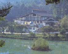 沢城湖オートキャンプ場(飯田市)