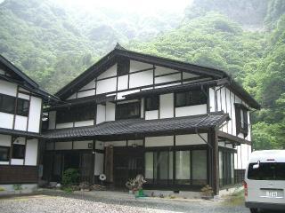 民宿 島畑(飯田市南信濃)