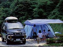下條親水公園オートキャンプ場(下條村)