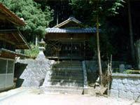 諏訪社(泰阜村)