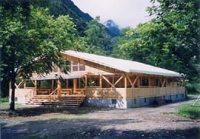 天仁の杜(環境学習のための野外体験施設)