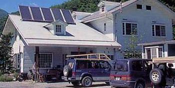 ワーゲンハウス(大鹿村)