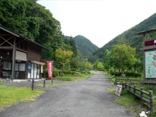 弓の又オートキャンプ場(阿智村)