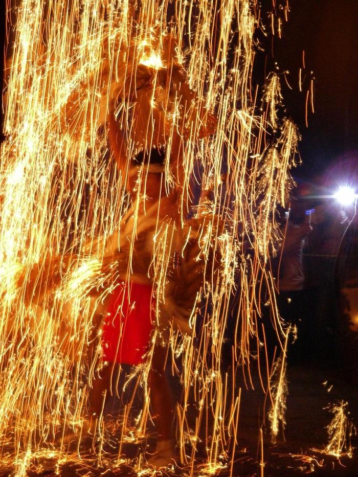 七久里神社秋季祭典(裸祭り)