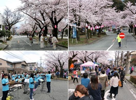 4-3 ㉑桜まつり 10-4