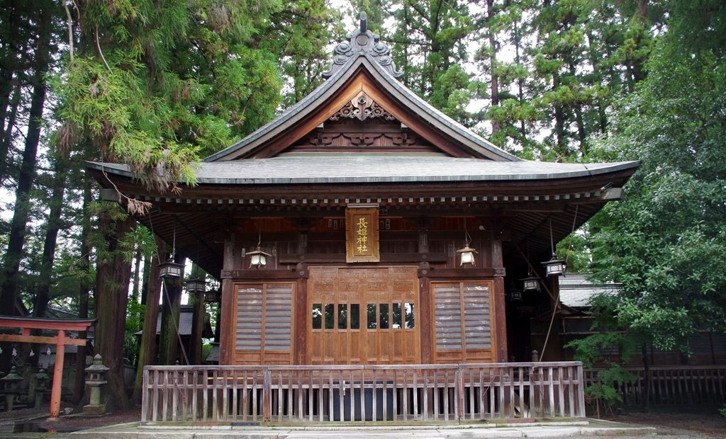 ⑦ 長姫神社 9-12 378