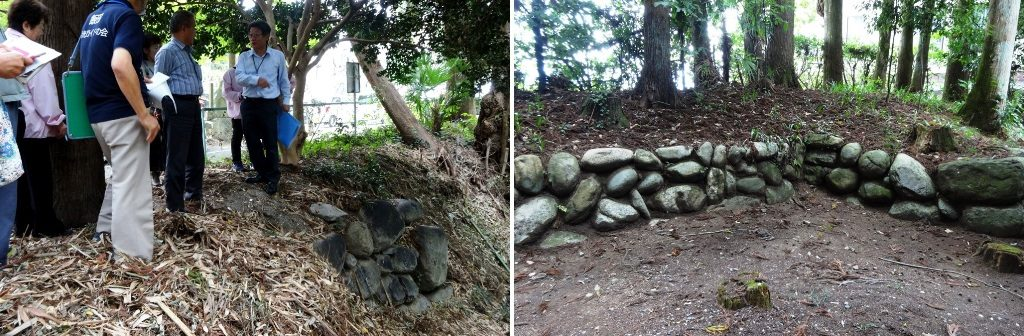 本丸石垣 356-2