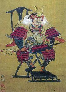メイン写真②武田信玄肖像画(根羽村)