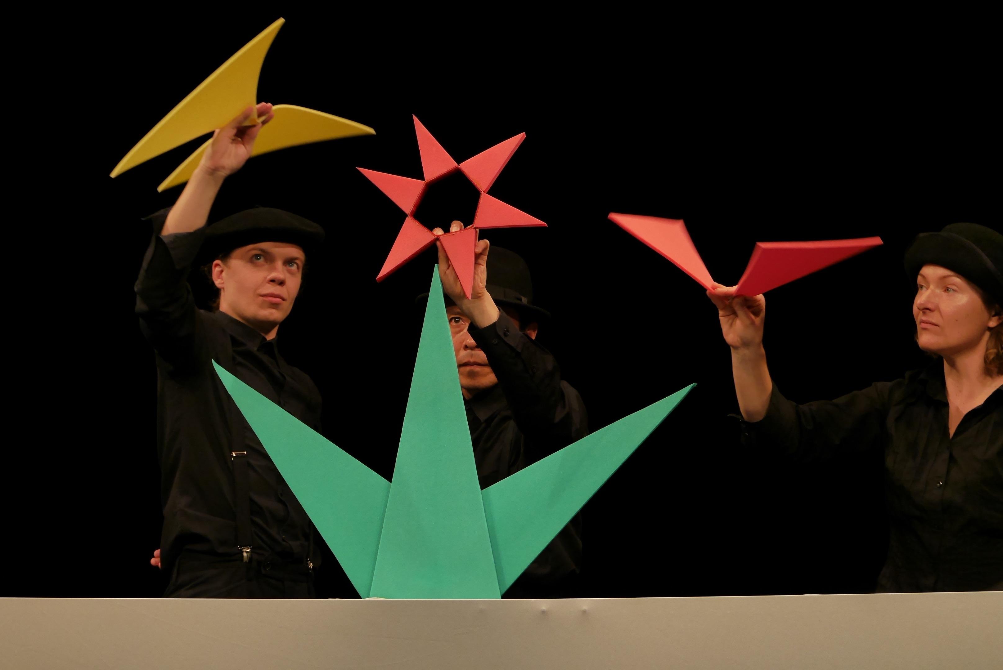 日本ポーランド共同制作作品「4つの季節の物語《Pory Roku》」03 Butterfly