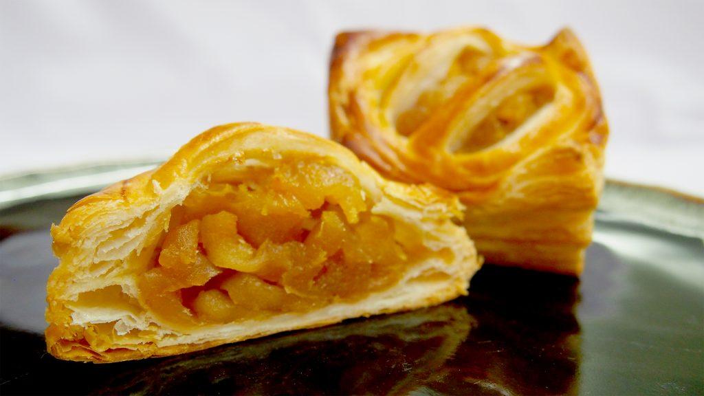 りんごの産地のアップルパイ