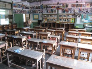 旧木沢小学校②