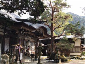 龍淵寺(パワースポット)