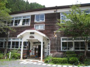 ⑪旧木沢小学校