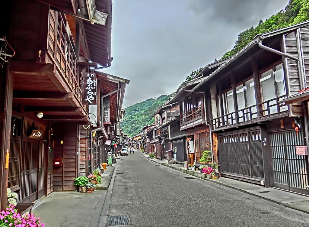 7-11 奈良井宿 528