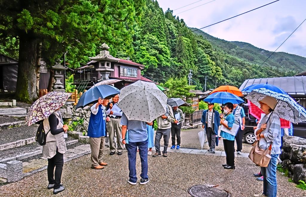 7-11 奈良井宿 609