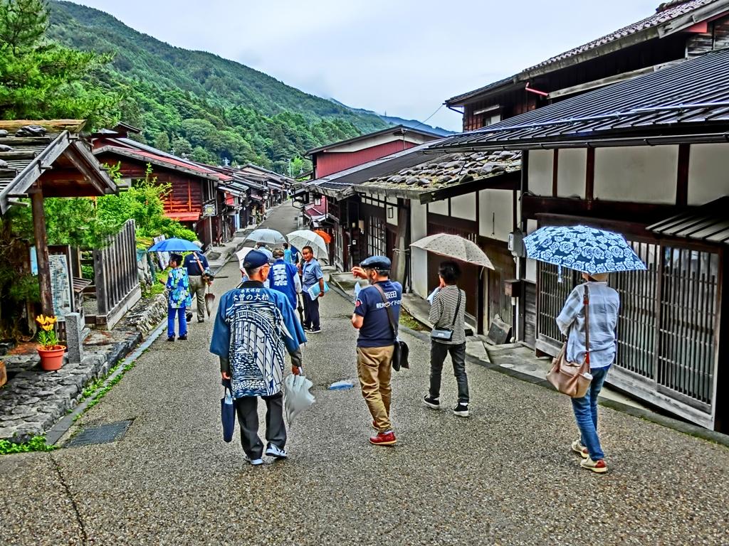7-11 奈良井宿 617