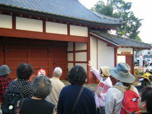 和菓子探訪と歴史散策②