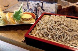 ①蕎麦処 丸西屋