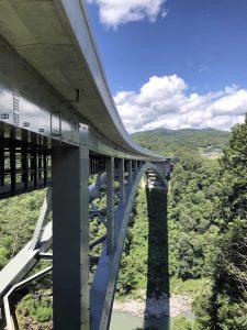 天龍峡大橋②